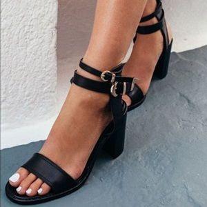 Sabo Skirt Crowe Heels
